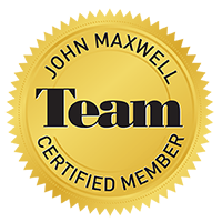 John Maxwell Certified